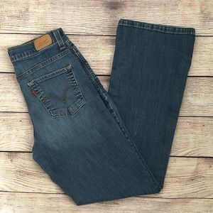 Levi's Perfectly Slimming 512 Bootcut Jeans